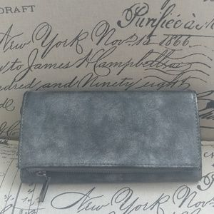 Handbags - Gray wallet